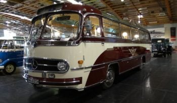 Bus Mercedes Benz 1960 full